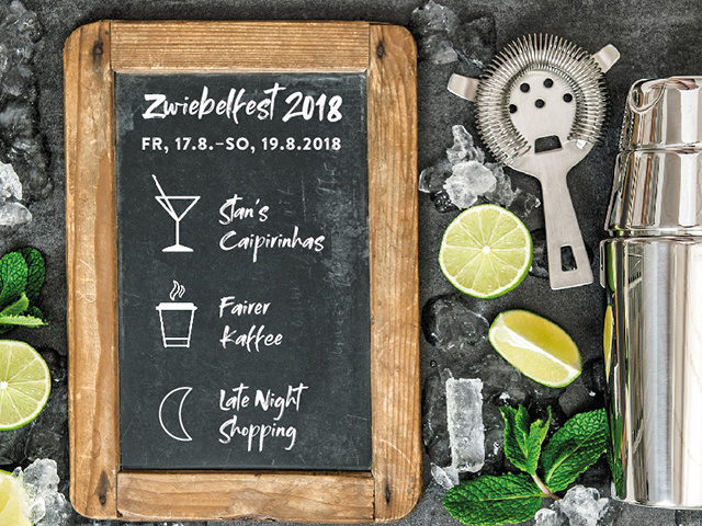 Zwiebelfest 2018